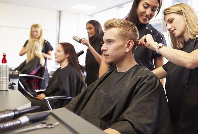 salon de coiffure et formation en coiffure avancée