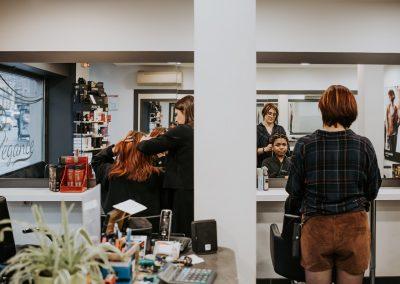 Salon de coiffure à Toulouse
