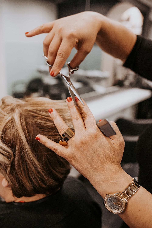 Salon coiffure Elegance