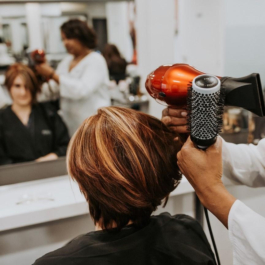 Tarif du salon de coiffure 2